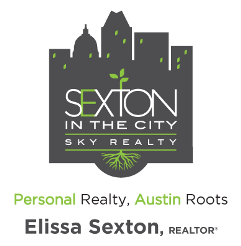 Elissa Sexton, Austin Area Real Estate – 512.799.4437